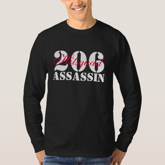 206 ASSASSIN T-Shirt