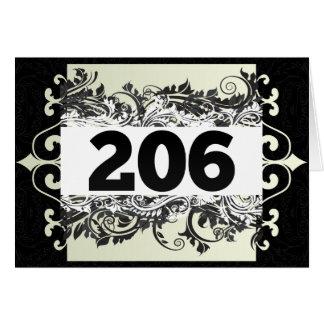 206 CARD