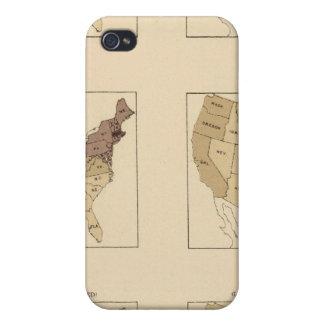 206 Manufactures/sq mile iPhone 4 Covers