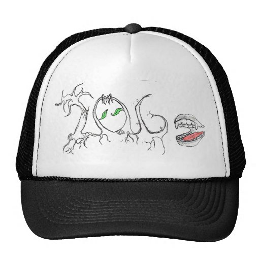 (206) TRUCKER HAT