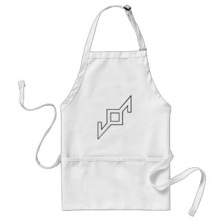 206th Infantry Division logo Apron