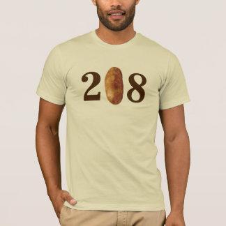 208 Idaho Area Code T-Shirt