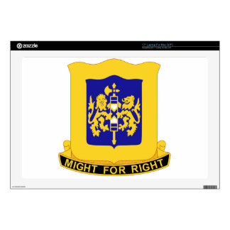 """208th Armored 17"""" Laptop Skins"""