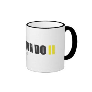 209-2 2nd Dan Tae Kwon Do Mug