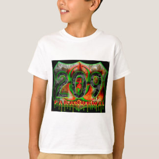 209 Paranormal Logo T-Shirt