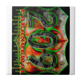 209 Paranormal Logo Tile