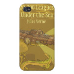 20.000 Leagues Under the Sea Jules Verne iPhone 4/4S Cover