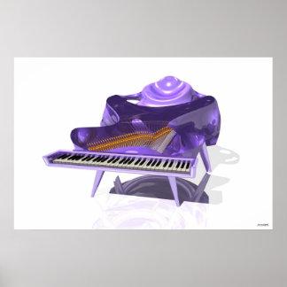#20-01: Manta Piano Poster