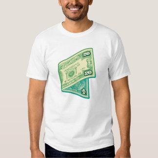 20/1 Dollar Bill T-Shirt