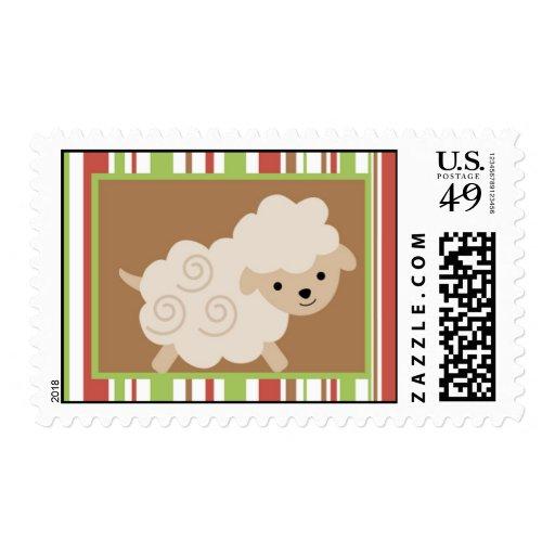 20 animales del campo de los sellos