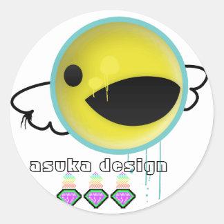 20 Asuka Stickers!