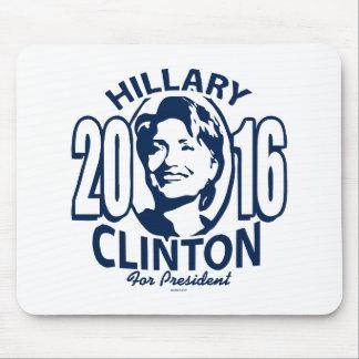 20 azul de Hillary 16 Alfombrilla De Ratones