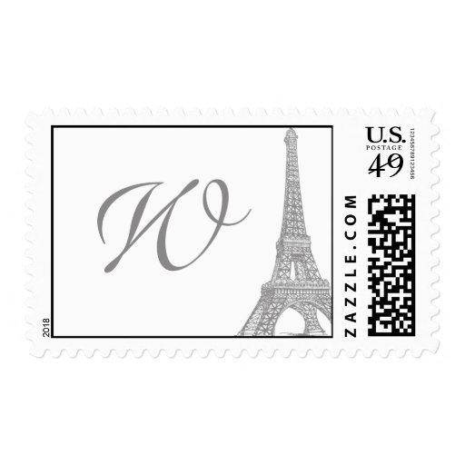 20 casandose en sellos de París