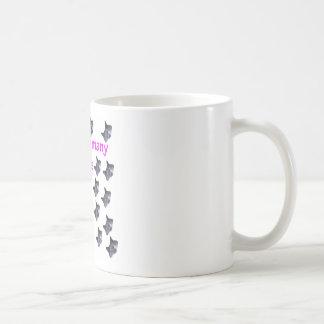 20 Cat Heads Old Coffee Mug
