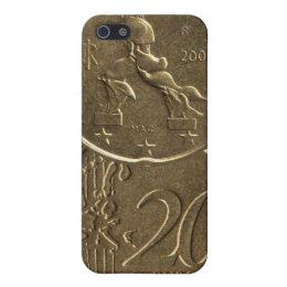 20 Cents iPhone SE/5/5s Case