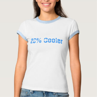 20% Cooler - RD Quote T Shirt