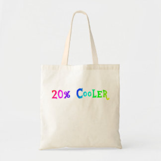 20% Cooler Tote Bag
