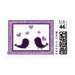 20 corazones púrpuras de BG del oscilación del páj
