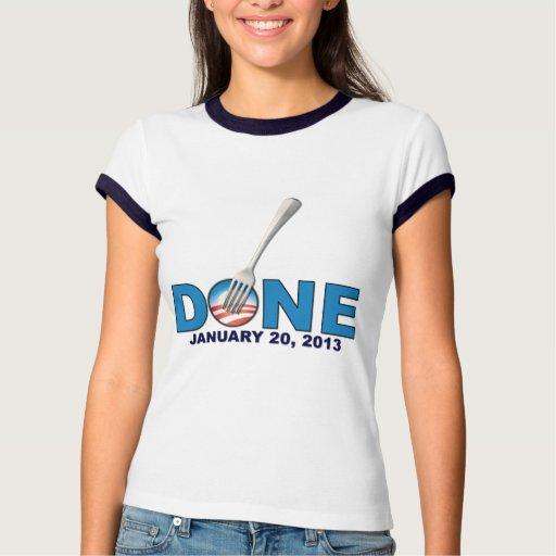 - 20 de enero de 2013 - Obama anti hecho Playera