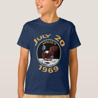 20 de julio de 1969 misión de Apolo 11 en la luna Playera