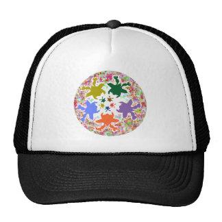 20 diseños perfectos - traseros, frente del bolsil gorra