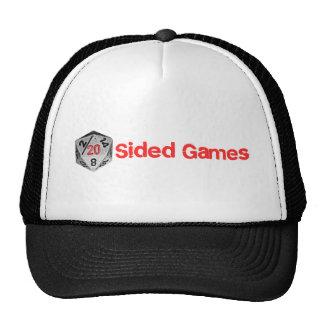 20 echaron a un lado los juegos - gorra - logotipo