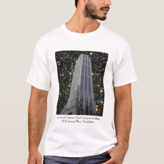 20 Exchange Place, Manhattan T-Shirt