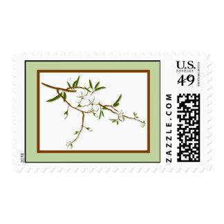 20 flores del Dogwood de los sellos
