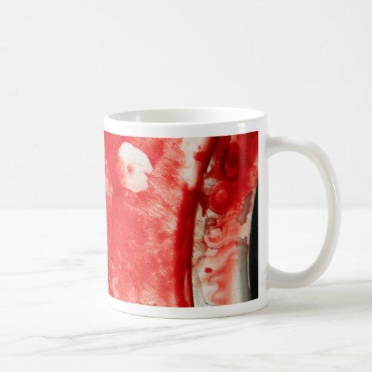 20 Gauge De Stijl Coffee Mug