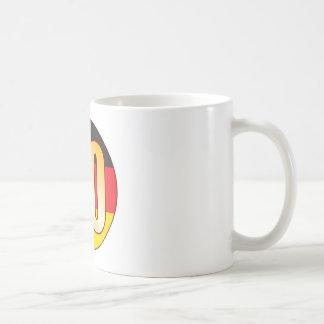 20 GERMANY Gold Coffee Mug