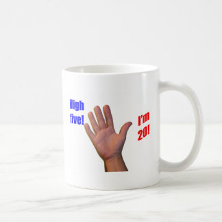 20 High Five! Coffee Mug