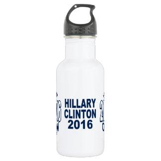 20 Hillary 16 Blue 18oz Water Bottle