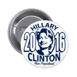 20 Hillary 16 Blue Pin