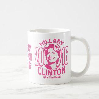 20 Hillary Clinton 16 Classic White Coffee Mug