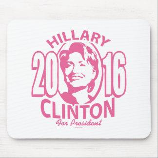 20 Hillary Clinton 16 Mouse Pad