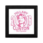 20 Hillary Clinton 16 Trinket Boxes