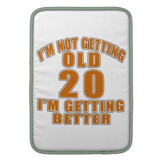 20 I Am Getting Better MacBook Air Sleeves