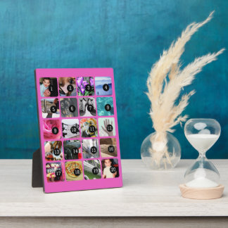 20 images Make Your Instagram Style Photo Album Plaque