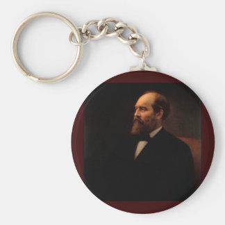 20 James A. Garfield Key Chain