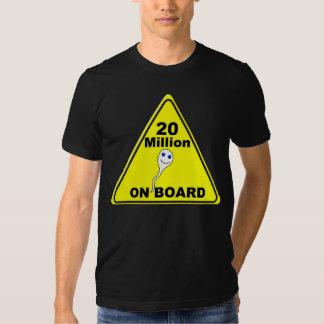 20 Million On Board Tees
