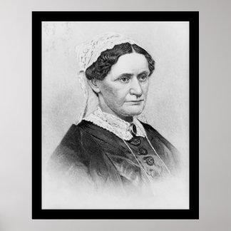 20 Mrs. Andrew Johnson Poster