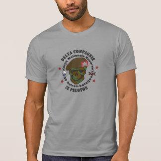 20 Natres battalion D CIE 2nd group Tee Shirt