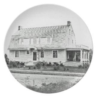 20 Pine Terrace West, SH Melamine Plate-No Text Melamine Plate