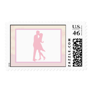20 Postage Stamps Lovers in Paris