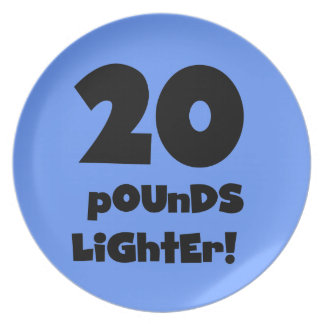 20 Pounds Lighter Dinner Plate