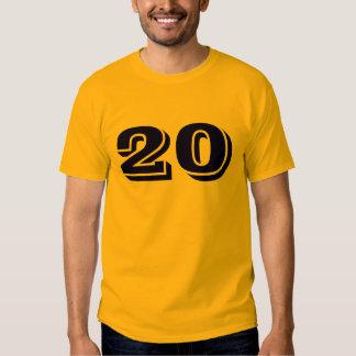 #20 REMERAS