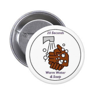 20 Seconds Pinback Buttons