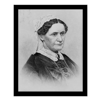20 señora Andrew Johnson Póster