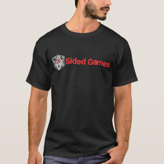 20 Sided Games T-Shirt