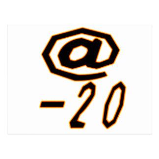 @-20 POSTAL